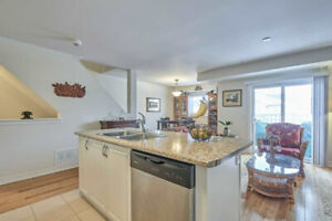 Modern 3 Story, Minto Built, Freehold Townhome In The Lovely Win