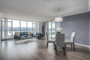 $4000 / 2br - 1211ft2 - 2 BED 2 BATH YALETOWN @ Governors Tower