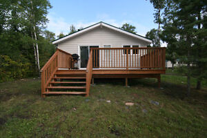 Cabins for rent at beautiful Longbow Lake,Ont.,close to Kenora