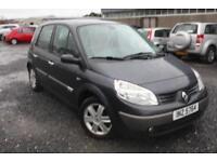 2006 Renault Scenic 1.6 VVT Dynamique - Grey - 12 months MOT!