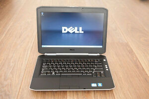 laptop dell E5430 i5 4GB, SSD 240GB neuf, win 7 - 514-999-6996