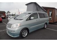 Toyota Alphard MUCH SOUGHT AFTER CAMPER