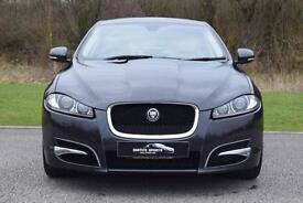 Jaguar XF 3.0TD V6 ( 275ps ) ( s/s ) Auto 2013MY S Portfolio