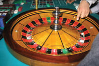 Casino Game Rentals in Windsor