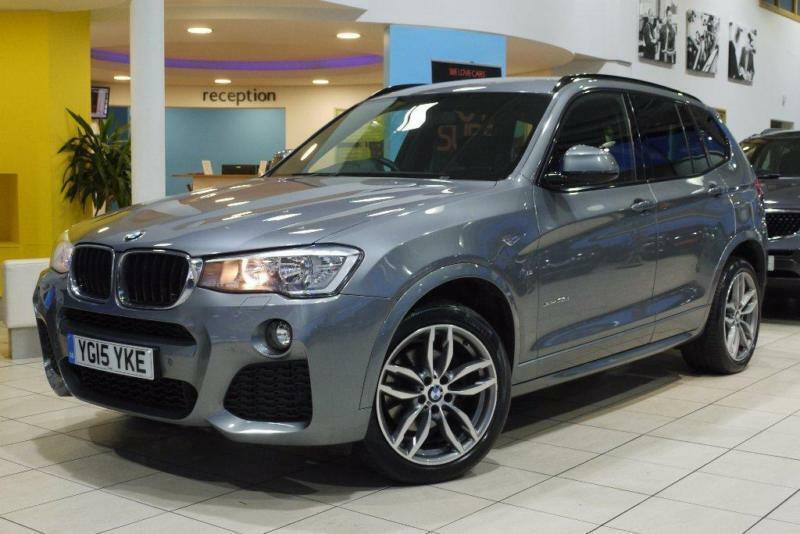 2015 bmw x3 2 0 xdrive20d m sport 5dr in sheffield south yorkshire gumtree. Black Bedroom Furniture Sets. Home Design Ideas