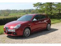 Alfa Romeo Giulietta 2.0 JTDm-2 170bhp Veloce, 5 door diesel hatch,Bluetooth