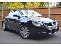 2008 Volkswagen Eos 1.4 TSI Convertible Sport £129 A Month £0 Deposit