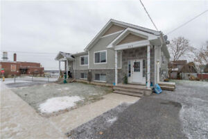 Built in 2014 Duplex with great rents and spacious units!