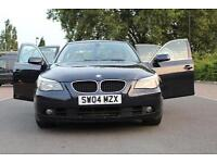 BMW 525 2.5 auto 2004 MY i SE