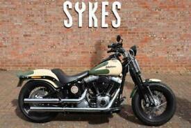 2009 Harley-Davidson FLSTSB Softail Cross Bones