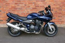 Suzuki GSF1200S BANDIT 2001