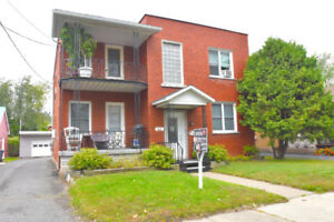 Quintuplex, à vendre, avec garage détaché, Drummondville