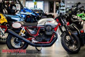 2017 Moto Guzzi V7 III Racer - Only $43 Weekly oac*