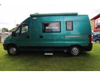 Citreon Relay Voyager 2 Berth Campervan for sale