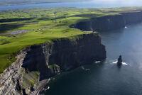 Airfare - Tickets to Dublin, Ireland