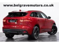 2018 Jaguar F-Pace 25D R-SPORT AWD AUTO PAN ROOF 240 BHP 4X4 SUV Diesel Automati