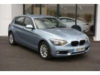 2012 BMW 1 Series 2.0 120d SE 5dr