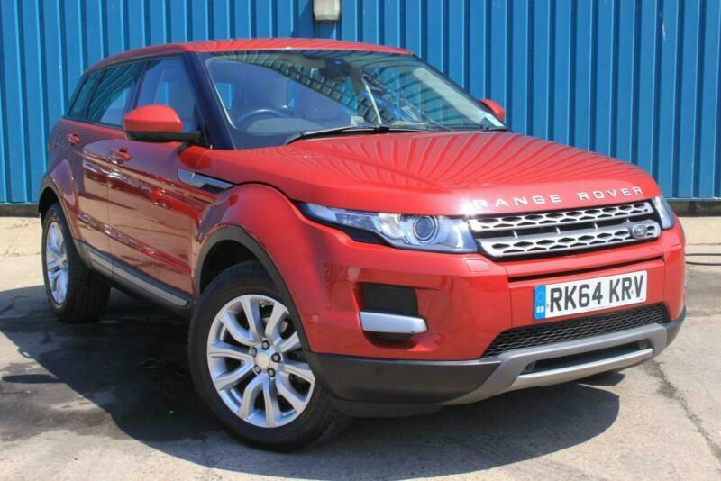2014 Land Rover Range Rover Evoque EVOQUE PURE T Estate Diesel Manual