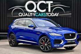 Jaguar F-PACE 3.0 V6 S ( 300ps ) ( AWD ) 1st First Edition + Massive Spec