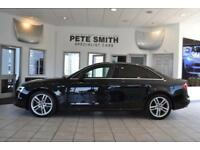 Audi A4 3.0 TDI QUATTRO S LINE 2015/15 COMPLETE WITH FULL AUDI SERVICE HISTORY