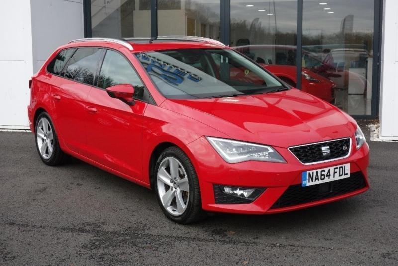 2014 Seat Leon 2.0 TDI CR FR (Tech Pack) ST 5dr (start/stop)