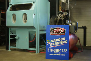 Wolfe Worx Motorcycle And Machine Shop - ATVs and Snowmobiles London Ontario image 1