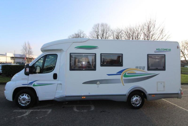 Fiat Euro 6 Chausson Welcome 85 4 Berth Motorhome for sale