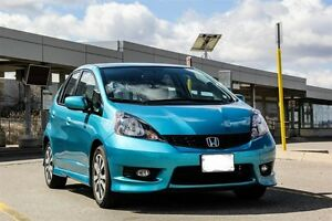 2014 Honda Fit Sport Hatchback