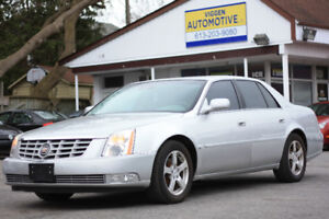 2009 Cadillac DTS***TITANIUM PACKAGE***ONE OWNER