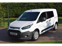 Ford Transit Connect 1.6TDCi Double Cab-in-Van L2