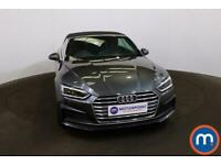 2019 Audi A5 40 TFSI S Line 2dr S Tronic Auto Convertible Petrol Automatic