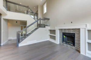 Brand New in Rosenthal 6 Bed home w/ Walk out basement!