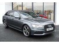 2014 Audi A6 Avant 2.0 TDI ultra Black Edition 5dr