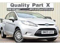 2009 Ford Fiesta 1.25 Style 5dr