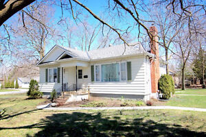 Two Bedroom Bungalow for Rent with backyard - Avail July 1st!