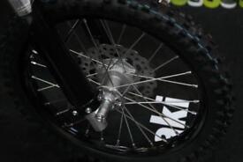 2018 Kawasaki KX 85 Big wheel Motocross Bike UK Main Dealers