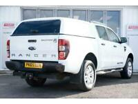 2015 Ford Ranger Pick Up Double Cab Wildtrak 3.2 TDCi 4WD Double Cab Pick-up Die