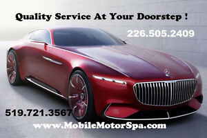 The Best Car Cleaning Service!