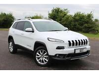 Jeep Cherokee M-JET LIMITED