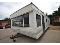 Brentmere Sereno 35x12 2 bed Static Caravan | Patio Doors, Lovely Cond. OFF SITE