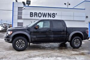 2012 Ford F-150 SVT Raptor - W/Heated & Cooled Front Seats