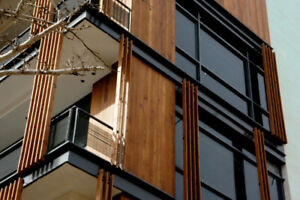 Wiedehopf Thermally Modified Wood for facade, Siding, Decking