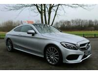 Mercedes-Benz C220 2.1d ( 170bhp ) d ( Premium ) ( s/s ) 9G-Tronic Plus 20 AMG