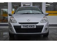 BAD CREDIT CAR FINANCE AVAILABLE 2010 10 Renault Clio 1.2T I - Music