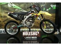 2014 SUZUKI RMZ 250 MOTOCROSS BIKE, FULL DEP EXHAUST SYSTEM, NEW GRIPS