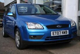 Ford Focus 1.6 ( 100ps ) auto 2007.5MY Style