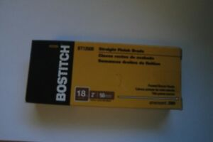 BOSTITCH Nails for Nail Gun