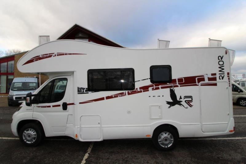 Rimor Seal 7 6 Berth Motorhome for sale