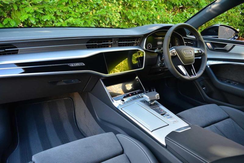 2018 Audi A7 Sportback S Line 45 Tdi Quattro 231 Ps Tiptronic Diesel