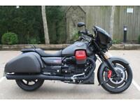 MOTO GUZZI MGX-21 THE FLYING FORTRESS THE SEDUCTIVE AND UNCONVENTIONAL CRUISER